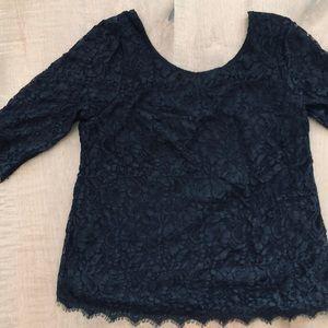 Maternity lace blouse - Size M
